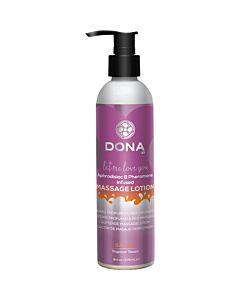 Dona perfumado massagem loção 235 ml de sassy