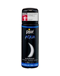 lubrificante à base de água Pjur básicas 30 ml