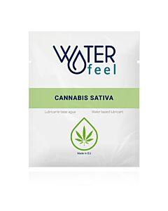 Waterfeel lubricante cannabis 4ml en it nl fr de