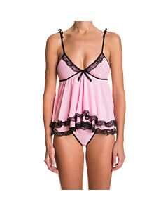 Intimax - yasmin corpo rosa