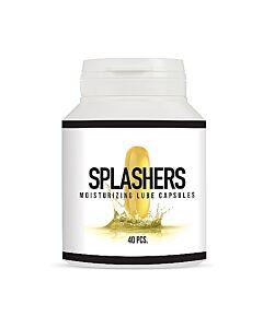 Splashers - 40 pcs hidratante e estimulante cápsulas