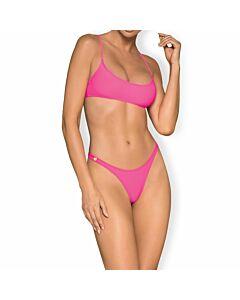 Obsessivo - mexico beach bikini rosa s