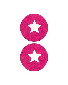 Adesivos Pink Star Mamilos