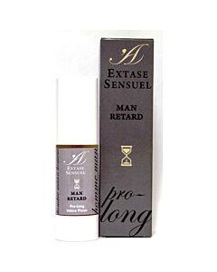 gel retardador homem sensual Extase desafio