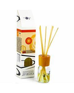 Mikado ambientador biodinâmica mel de flor de laranjeira