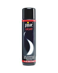 Silicone lubrificante Pjur luz 100 ml
