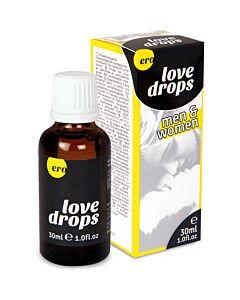 amor Ero para homens e mulheres gotas 30 ml