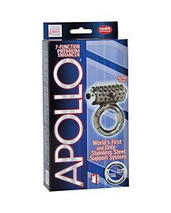 Apollo cinza potenciador 7 função