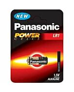 bateria alcalina Lr1 POWERCELLs Panasonic