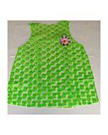 traje Mulher corações verdes
