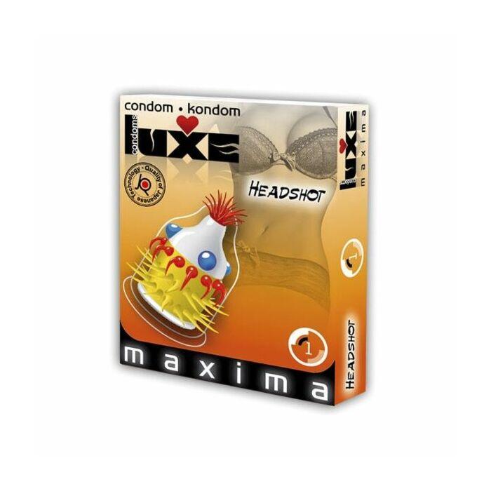 rede Luxe 1UD preservativos headshot