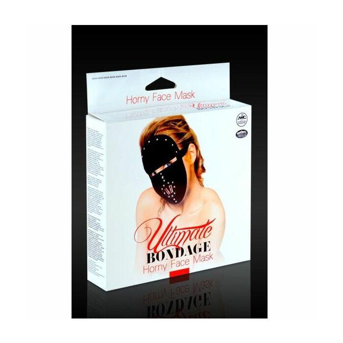 Final máscara bondage tesão