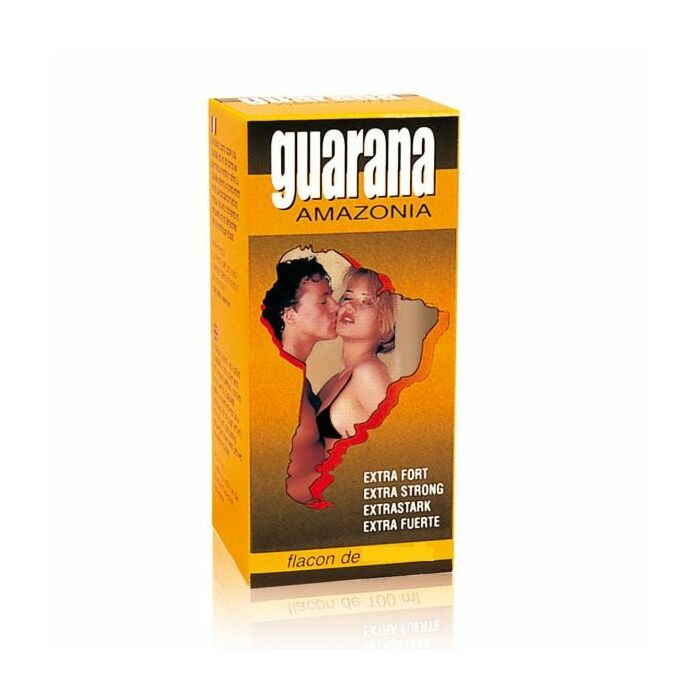 Afrodisíaco guaraná EXOTICO 30ml
