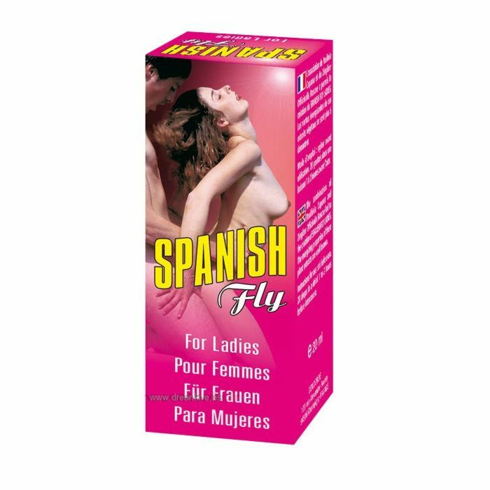 Spanysh voar para as mulheres, 20 ml poderoso estimulante